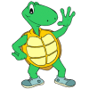 Free Download Of Turtle Icon Clipart image #22701