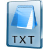 Txt File Icon Free Search Download As , Ico And Icns, Iconseeker image #1185