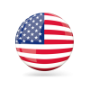 American Us Flag Transparent thumbnail 8316
