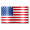 Icon American Us Flag Vector image #8306