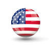 American Us Flag Icon Image Free image #8308