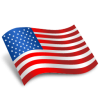American Us Flag Svg Icon thumbnail 8310