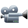 Video Camera Clipart Image image #35732