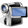 Video Camera  Clipart image #35736