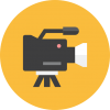 Video Camera  Icon image #35733