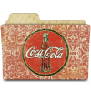Vintage Coca Cola Folder Icon image #19145