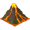 High Resolution Volcano  Icon image #33656