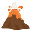 High Resolution Volcano  Icon image #33658