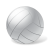 Volleyball Ball Icon image #4641