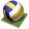 Volleyball Save Icon Format image #3268