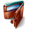 Wallet Icon | Ecommerce Business Iconset | Designcontest image #6008