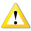 Warning Yellow Icon image #2751