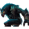 Werewolf Mythical Creature Illustration Transparent Background image #48836