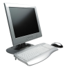 White Computer PC Free PNG image #45244