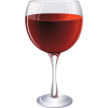 Wine Glass  Clipart image #31786
