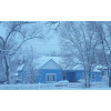 Winter House Background thumbnail 31445