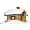 Winter House Transparent thumbnail 31439