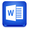 Word Icon | Microsoft Office 2013 Iconset | Iconstoc image #1770