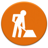 Work Icon Construction Road Work Icon image #4451