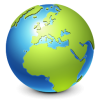 World, Globe, Planet Icon image #14823