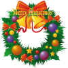 Wreath Download Icon image #22487