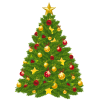 Xmas, Christmas Tree Transparent image #35286