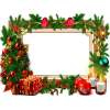 Clipart Download Xmas Frame image #30340