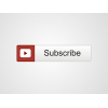 Youtube Subscribe Large Button image #39346