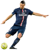 Football Player Zlatan Ibrahimovic image #41069