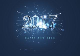 Photo PNG 2017 Happy New Year PNG images