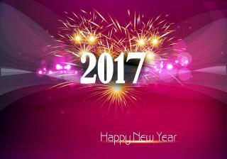 2017 Happy New Year Photo PNG PNG images