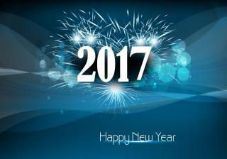 High Resolution 2017 Happy New Year Png Icon PNG images