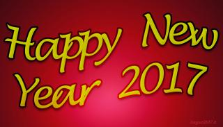 2017 Happy New Year Celebration PNG images