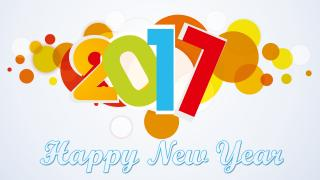 2017 Happy New Year Clipart Png PNG images
