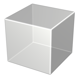 3D Silver Cube PNG Photo PNG images