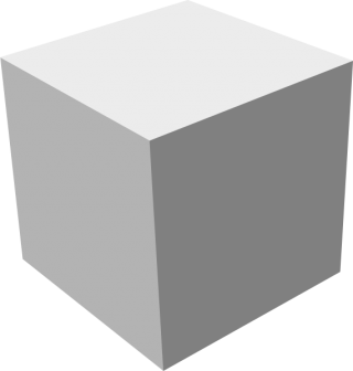 Shaded 3D Cube Pictures PNG images