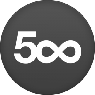 Free 500px Icon PNG images