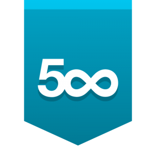 500px Icon Vector PNG images