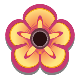 New Abstract Flower Png PNG images