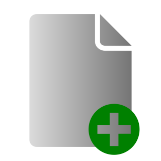 File Add Icon PNG images
