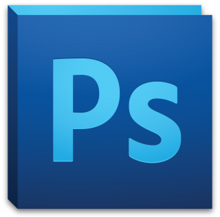 3d Adobe Photoshop Icon PNG images
