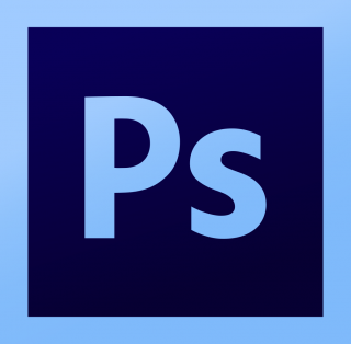 Dark Adobe Photoshop Icon PNG images