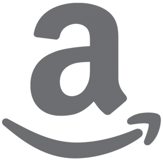 Grey Simple Amazon Icon PNG images