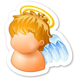 Free Icon Image Angel PNG images