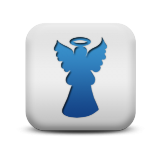 Vector Angel Icon PNG images