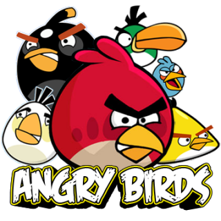 Angry Birds Clipart Logo Pic PNG images