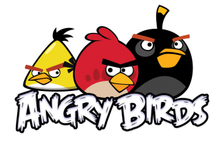 Angry Birds Transparent Logo PNG images