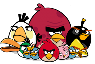 Free Angry Birds Clipart Pictures PNG images