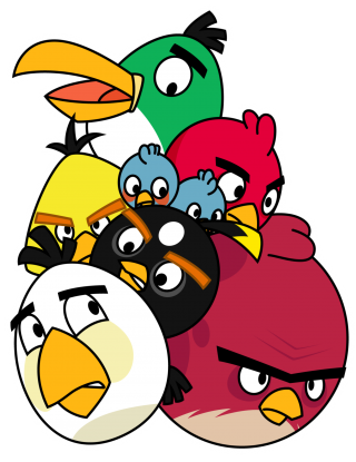 High-quality Angry Birds Transparent Png Images PNG images