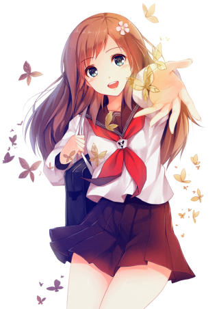 Anime Png Anime Transparent Background Freeiconspng